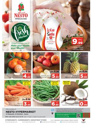 Fresh Market Deals - Al Raqayib