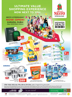 Midweek Deals - Karama, Dubai