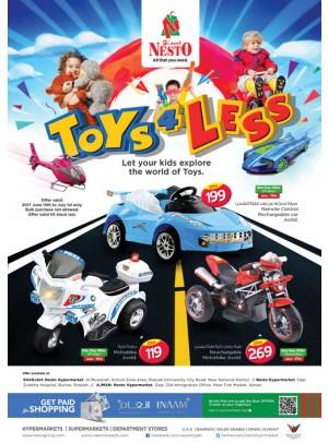 Toys 4 Less