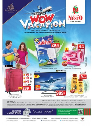WoW Vacation - Sharjah & Ajman #1