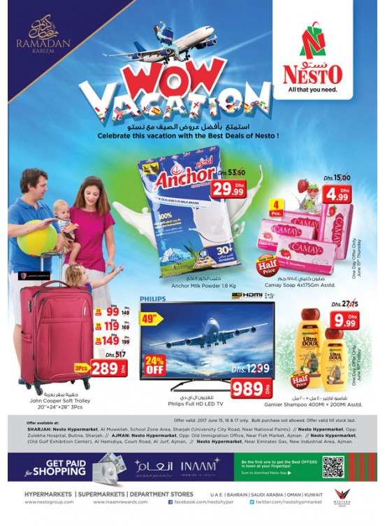 WoW Vacation - Sharjah & Ajman #1