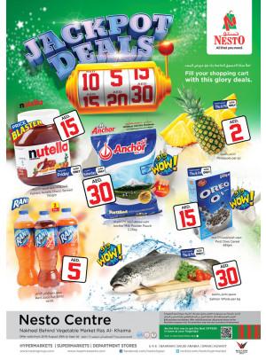 Jackpot Deals - Ras Al Khaimah