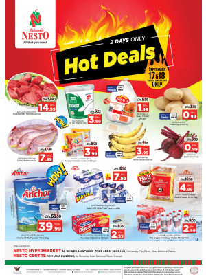 Hot Deals - Muweilih