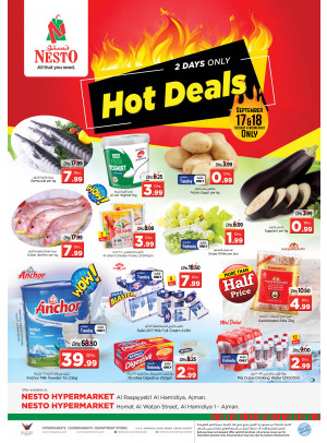 Hot Deals - Al Jurf & Al Jurf1