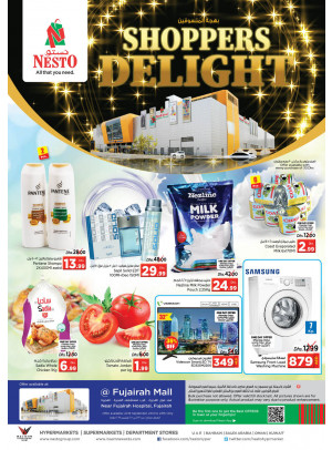 Shoppers Delight - Fujairah