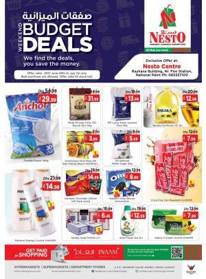 Budget Deals - National Paint Sharjah