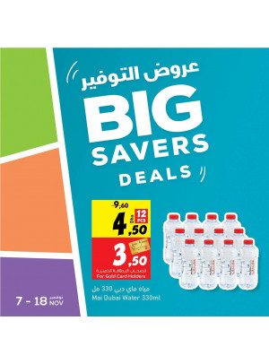 Big Savers Deals