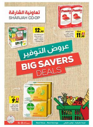 Big Savers Deals