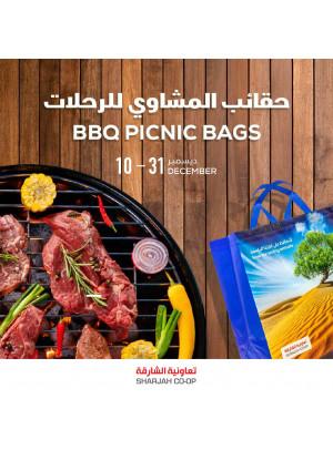 BBQ Picnic Bags