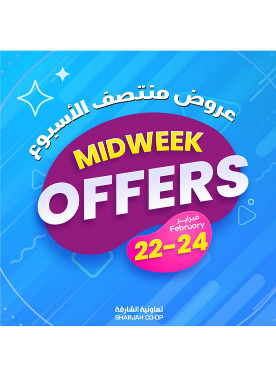 Midweek Offers