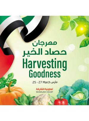 Harvesting Goodness