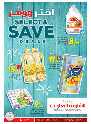 Select & Save Deals