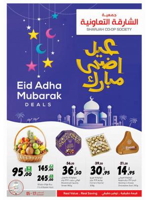 Eid Adha Mubarak Deals