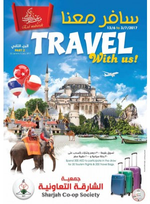 Travel With Us - Part Two
