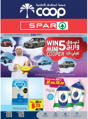 Big Offers - Adcoops & Spar