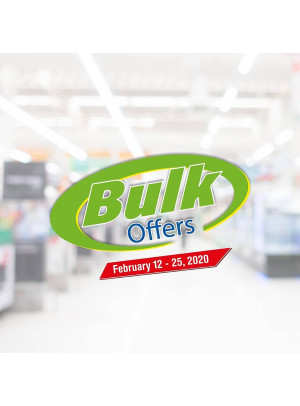 Bulk Offers