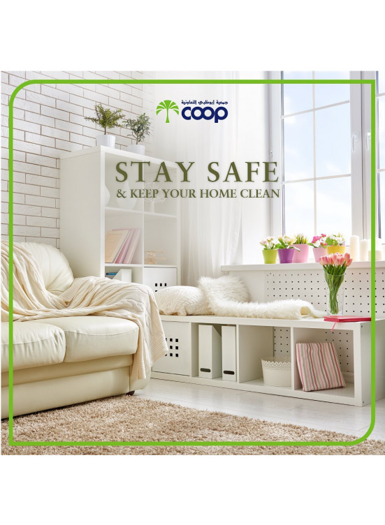 Stay Safe & Keep Your Home Clean