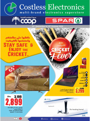 Costless Electronics Offers