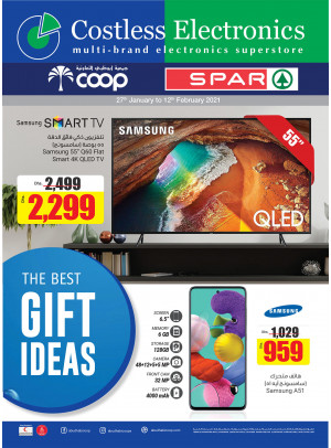 Costless Electronics Deals - Adcoops
