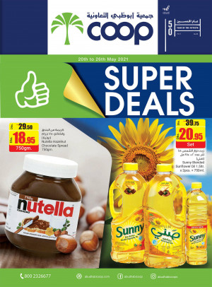Super Deals - Adcoops
