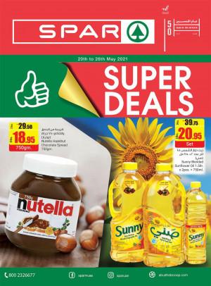 Super Deals - Spar