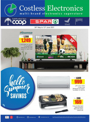Costless Electronics - Adcoops & Spar Branches