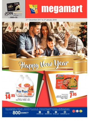 New Year Offers - Megamart Branches