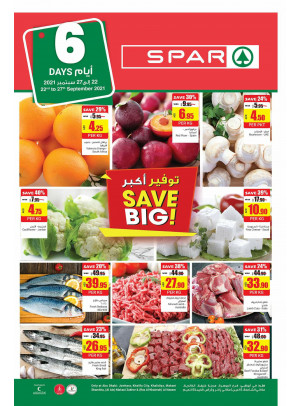 Big Save - Spar