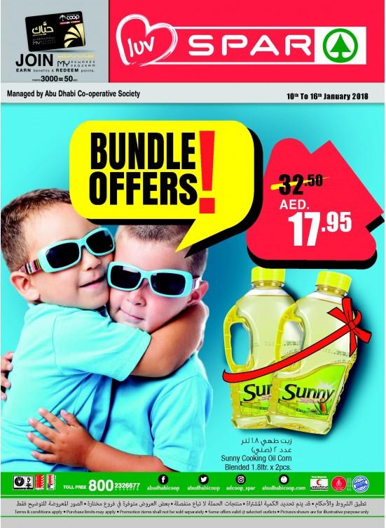 Bundle Offers - Pay Less Get More - Spar Branches