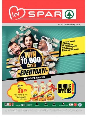 Bundle Offers - Spar Branches