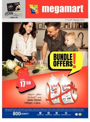 Bundle Offers - Megamart Branches