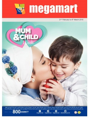 Mum & Child Week - Megamart Branches