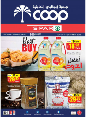 Best Buy - Adcoops & Spar