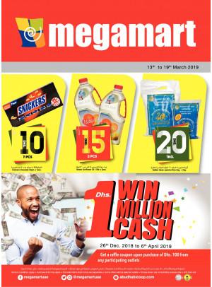 10, 15 & 20 Dhs Offers - Megamart