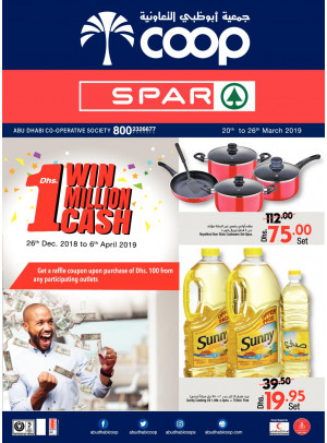 Amazing Deals - Adcoops & Spar