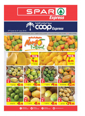 Super Deals - Coop Express & Spar Express