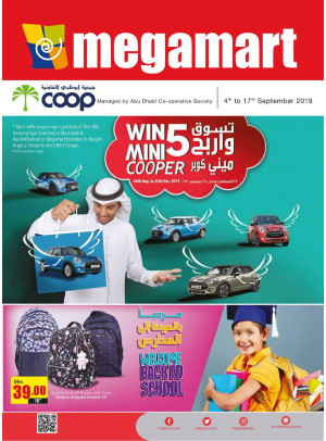 Shop & Win - Megamart