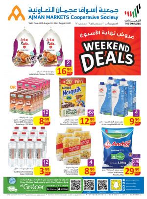 Weekend Deals