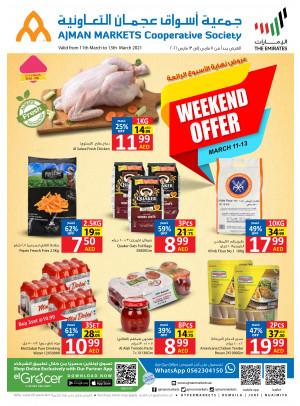 Great Weekend Offers