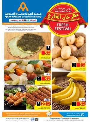 Fresh Festival Offers