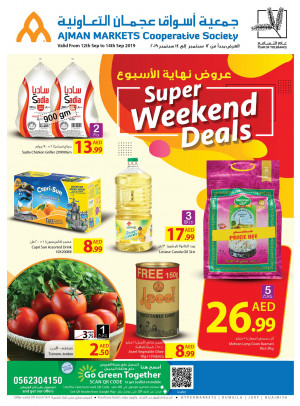 Super Weekend Deals