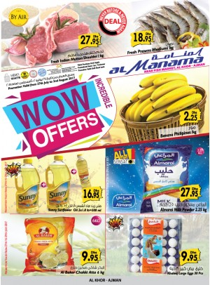 Wow Offers - Al Khor Ajman