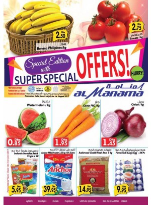 Super Special Offers