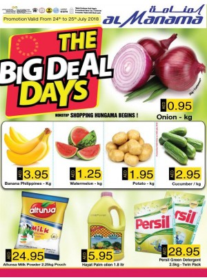 The Big Deal Days