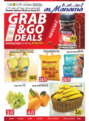 Grab & GO Deals