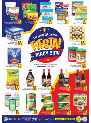 Pinoy Fiesta 2019