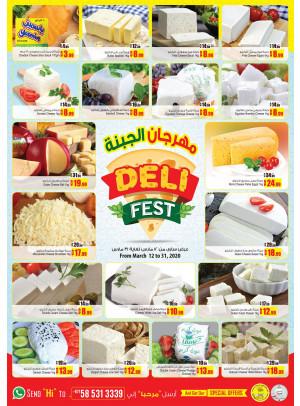 Deli Fest