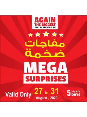 Mega Surprises