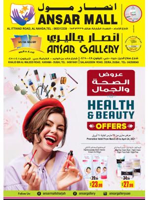 Health & Beauty Offers