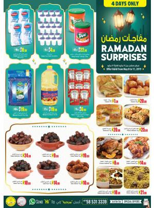 Ramadan Surprises